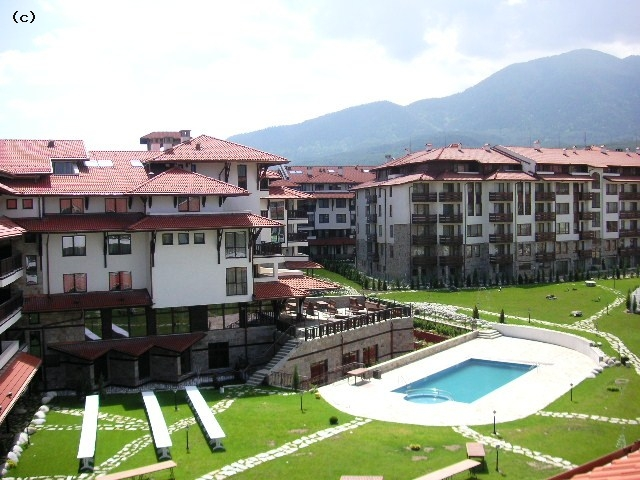 RS991A Bansko Royal Towers