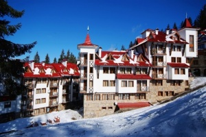 RS864A Castle 3 Apartment Complex Pamporovo